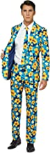 OFFSTREAM Stylish Halloween Suits for Men in Different Prints – Costumes Include Jacket, Pants and Tie