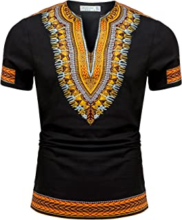 Best african fabric t-shirts Reviews