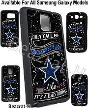 Cowboys Samsung Galaxy s10 s5 s6 s6 Edge case Galaxy s7 s7 Edge Galaxy s8 s8 Plus case Cowboys Samsung Galaxy s9 s9 Plus case Galaxy Note 8 Note 9 case Note 3 4 5 A4 (Samsung Galaxy S10 Plus)