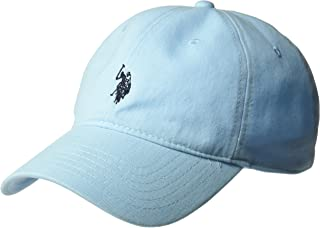 light blue la baseball cap