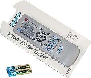 HQRP Remote Control for Panasonic DMP-BD35 DMP-BD55 DMP-BD60 DMP-BD70 DMP-BD755 DMP-BD77 DVD-S48 DVD-S500 DVD Player Blu-r...