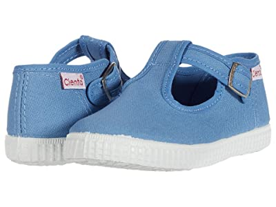 Cienta Kids Shoes 51000 (Infant/Toddler/Little Kid/Big Kid) (Denim) Kid