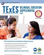 TExES Bilingual Education Supplemental (164) Book + Online (TExES Teacher Certification Test Prep)