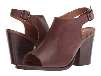 Trask Parker (Brown Brush-Off Calfskin) Women