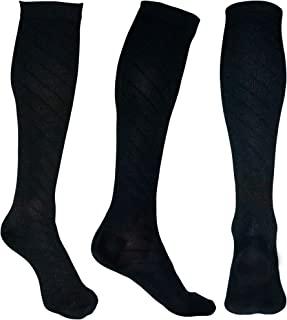 ODIJOO Compression Socks 20-30 mmHg for Women & Men - Best for Running,  Athletic,  Medical,  Pregnancy and Travel
