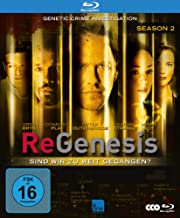 ReGenesis (Season 2) - 3-Disc Set ( ReGenesis - Season Two (13 Episodes) ) [ Blu-Ray, Reg.A/B/C Import - Germany ]