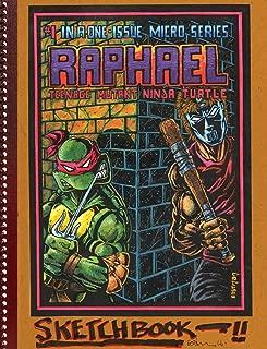 Teenage Mutant Ninja Turtles: The Kevin Eastman Notebook Series: Raphael (TMNT Notebook Series)