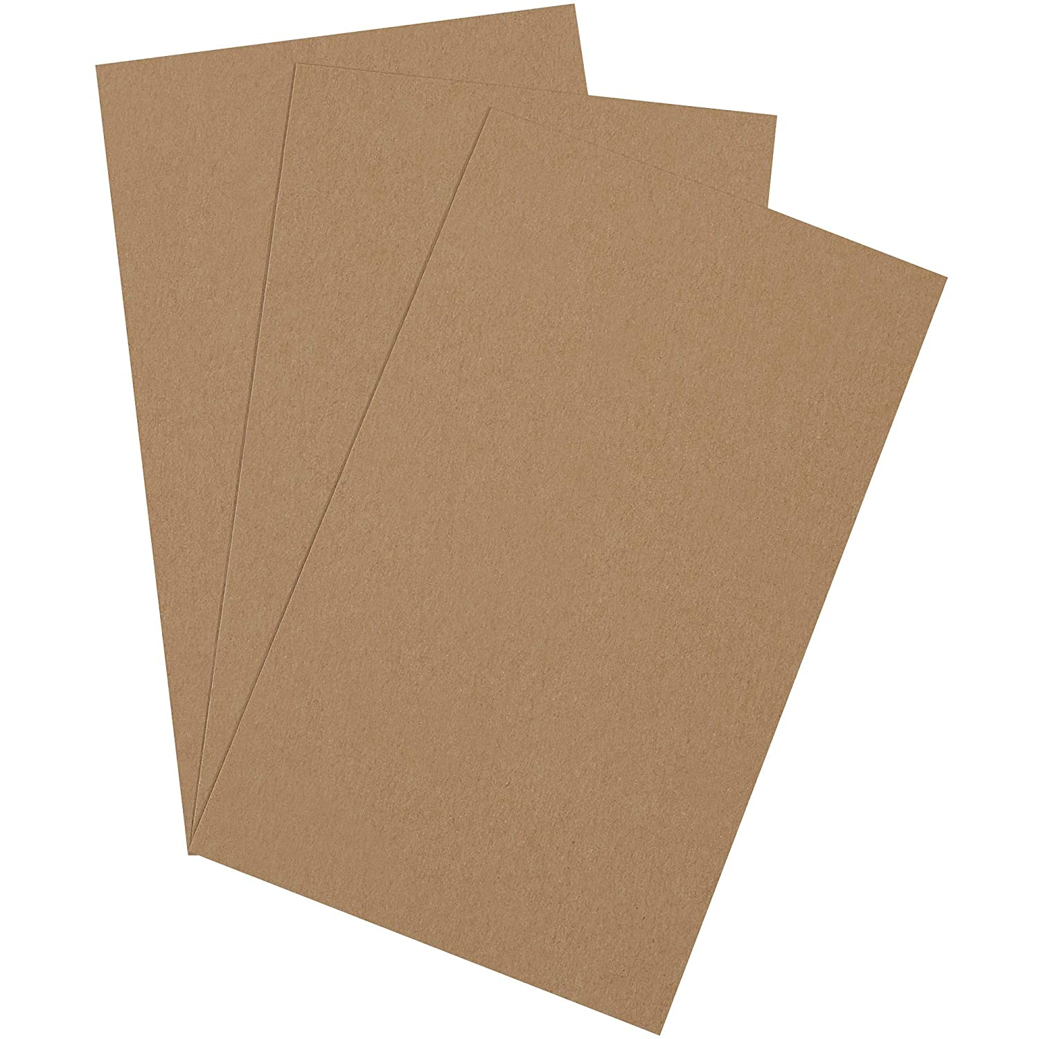 Ship Now Supply Max 71% OFF Heavy-Duty Chipboard Pads Kraft x 2