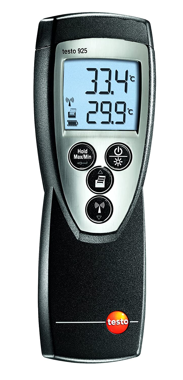 Testo Instrumento De Medición De Temperatura 925
