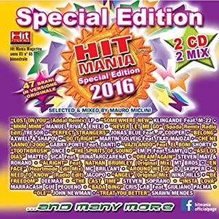 Hit Mania Special Edition 2016: CD2 - Club Version