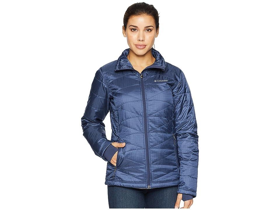 Columbia Mighty Litetm III Jacket (Nocturnal) Women