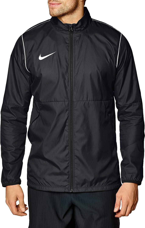 Nike Park20 RN, Chaqueta de Deporte, Hombre, Negro/Blanco, S