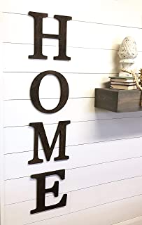HOME Sign Large Wood Letter Cutouts