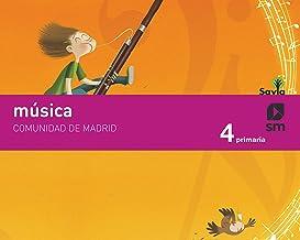 Música. 4 Primaria. Savia. Madrid
