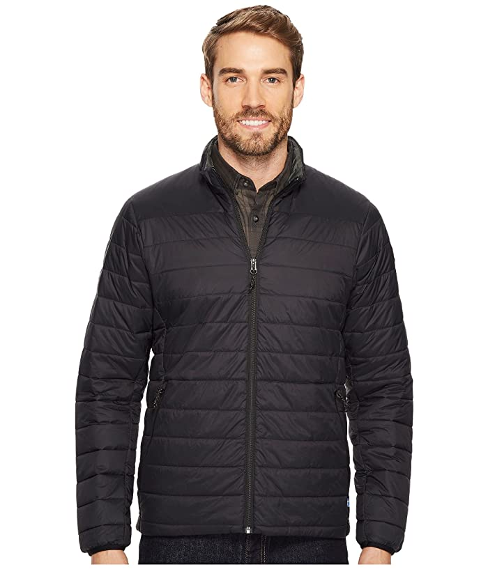 Fjallraven Keb Lite Padded Jacket (Black) Men