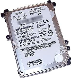 Hitachi 30GB 9.5mm 2.5in IDE Hard Drive DK23EA-30 5X992 3T438
