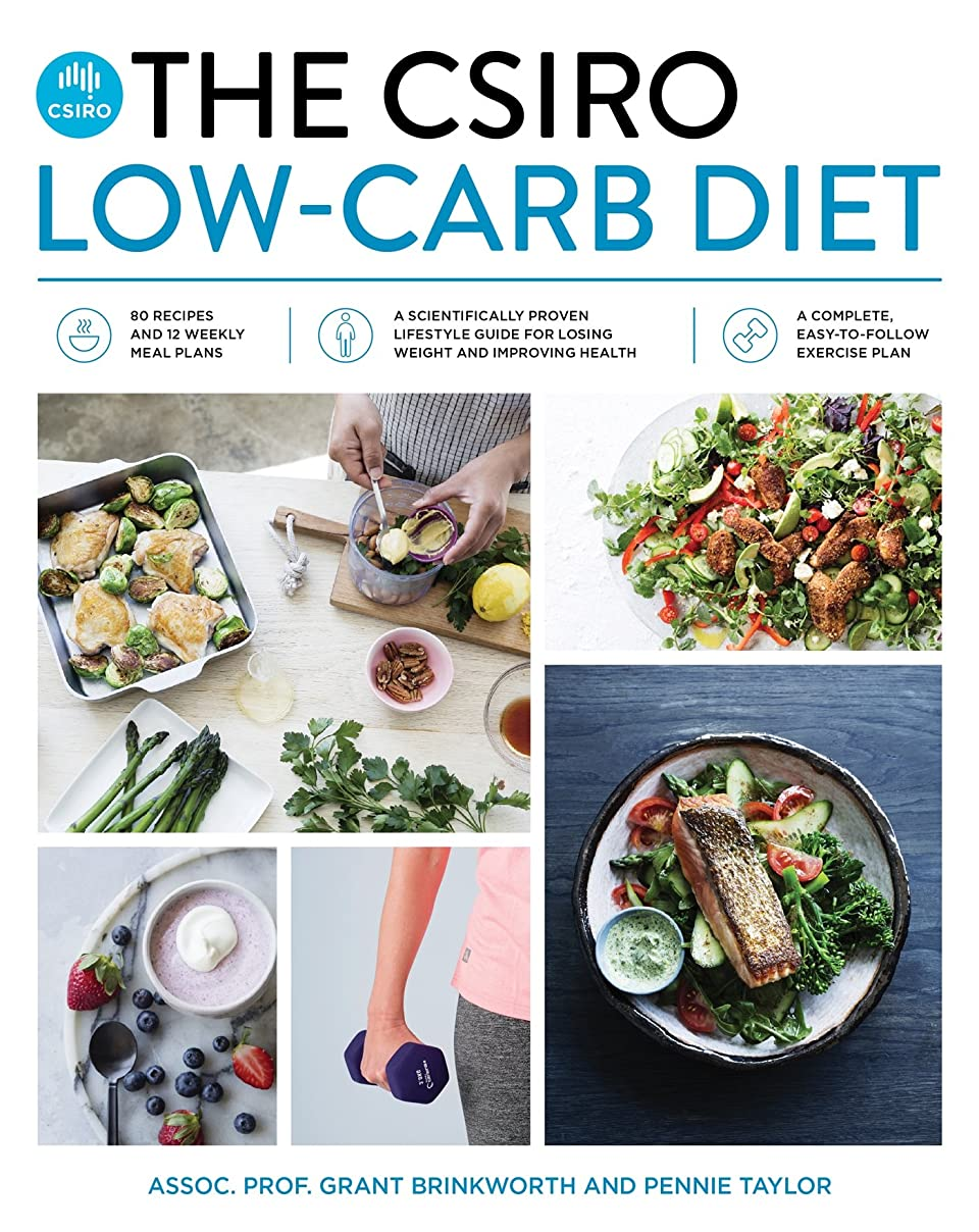 The CSIRO Low-Carb Diet (English Edition)