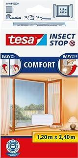 TESA Insect Stop Comfort - mosquiteras (1200 x 10 x 2400 mm