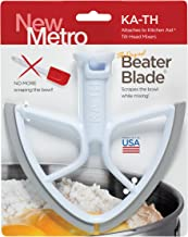 Original Beater Blade for Kitchen Aid 4.5 and 5 Quart Tilt-Head Mixer, KA-TH, White, Made in USA