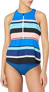 24th & Ocean Women's Swim Tank Tankini Swimsuit Top