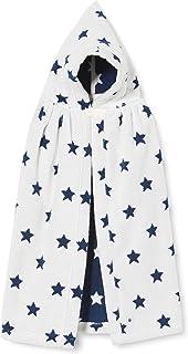 Petit Bateau 5563702 Costume Nouveau-né, étoiles Blanc/Bleu, Taille Unique, Unisexe-Enfant