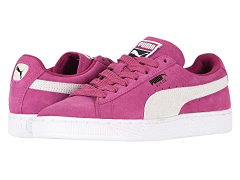 62a81483aa1 PUMA Suede Classic at Zappos.com