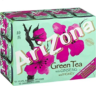 Best arizona green tea in a can Reviews