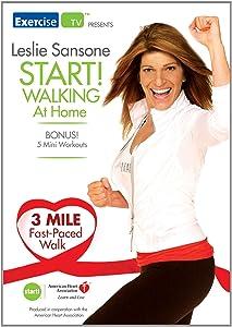 Leslie Sansone: START! Walking at Home - 3 Mile Walk