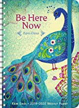 """Ram Dass 2019 - 2020 On-the-Go Weekly Planner: 17-Month Calendar with Pocket (Aug 2019 - Dec 2020, 5"""" x 7"""" closed)"""