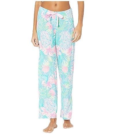 Lilly Pulitzer PJ Knit Pants (Multi Swizzle in Reduced) Women