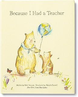 Because I Had a Teacher — New York Times best seller