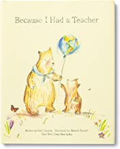Because I Had a Teacher — New York Times best seller
