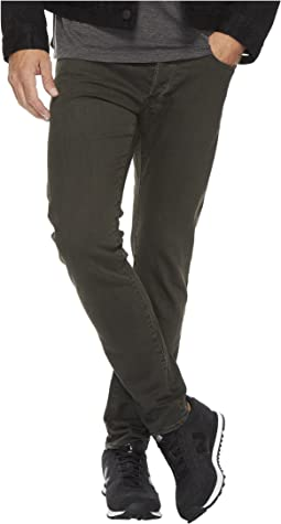 G-Star - 3301 Deconstructed Slim Colored Jeans in Asfalt