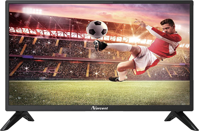 Norcent 24 Inch 720P N24-HD1 LED Ranking TOP4 VGA Backlight USB HD HDMI Flat Save money