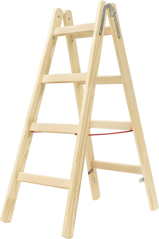 Bockleiter Holz alt