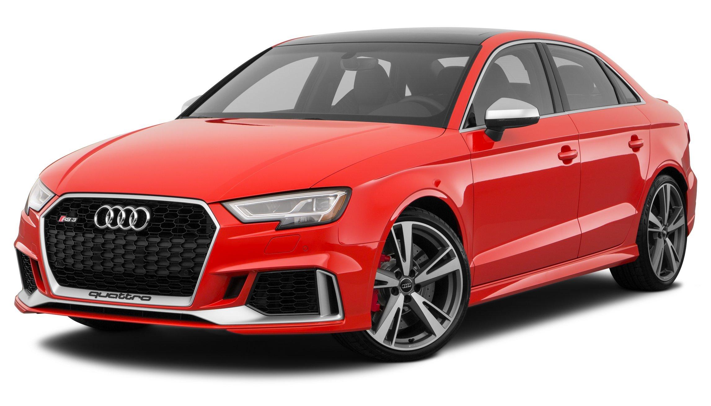 ... 2018 Audi RS3, 2.5 TFSI S Tronic ...