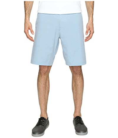 TravisMathew Beck Shorts (Blue) Men