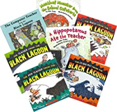 The Black Lagoon 7-Book Set (The Bully from the Black Lagoon, The Class from the Black Lagoon, The Class Pet from the Black Lagoon, The Gym Teacher from the Black Lagoon, The Librarian from the Black Lagoon, The Principal from the Black Lagoon, and T by Mike Thaler (2009) Paperback