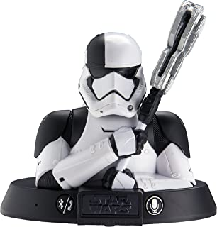 iHome KD-LI-B67TR Kiddesigns Star Wars Episode 8 Trooper Bluetooth Speaker - (Pack of1)