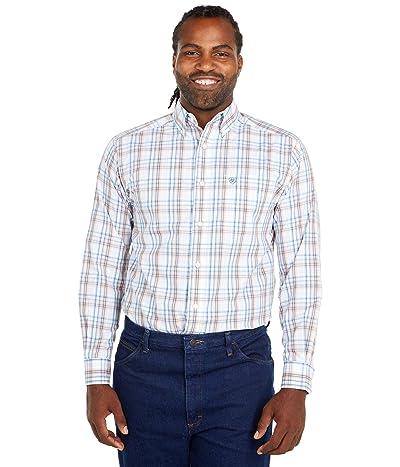 Ariat Zukiah Long Sleeve Shirt (Multi) Men