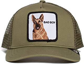 Goorin Brothers Bouncer Animal Series Trucker Hat Adjustable Baseball - Olive