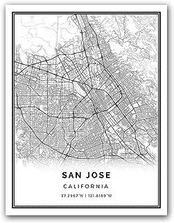 Best san jose california map Reviews