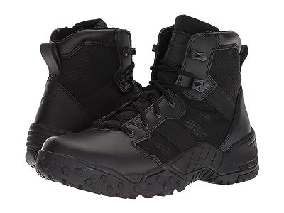 Danner Scorch 6 Side Zip (Black) Men