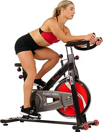 Sunny Health & Fitness Bicicleta Entrenador de Ciclismo de Interior de Cadena SF-B1002C