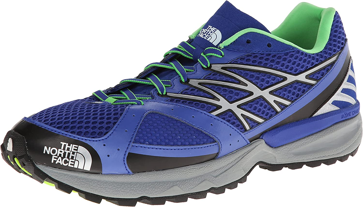THE NORTH FACE TNF GTD TRAIL SHOE MEN blueE GREEN