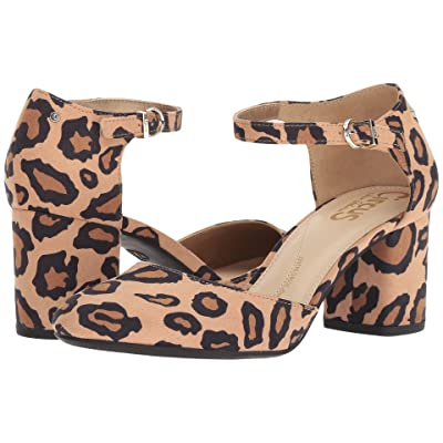 Circus by Sam Edelman Joelle (New Nude Leopard Microsuede) Women