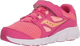 Kotaro 4 A/C Sneaker (Little Kid/Big Kid), Pink, 13.5 XW US Little Kid