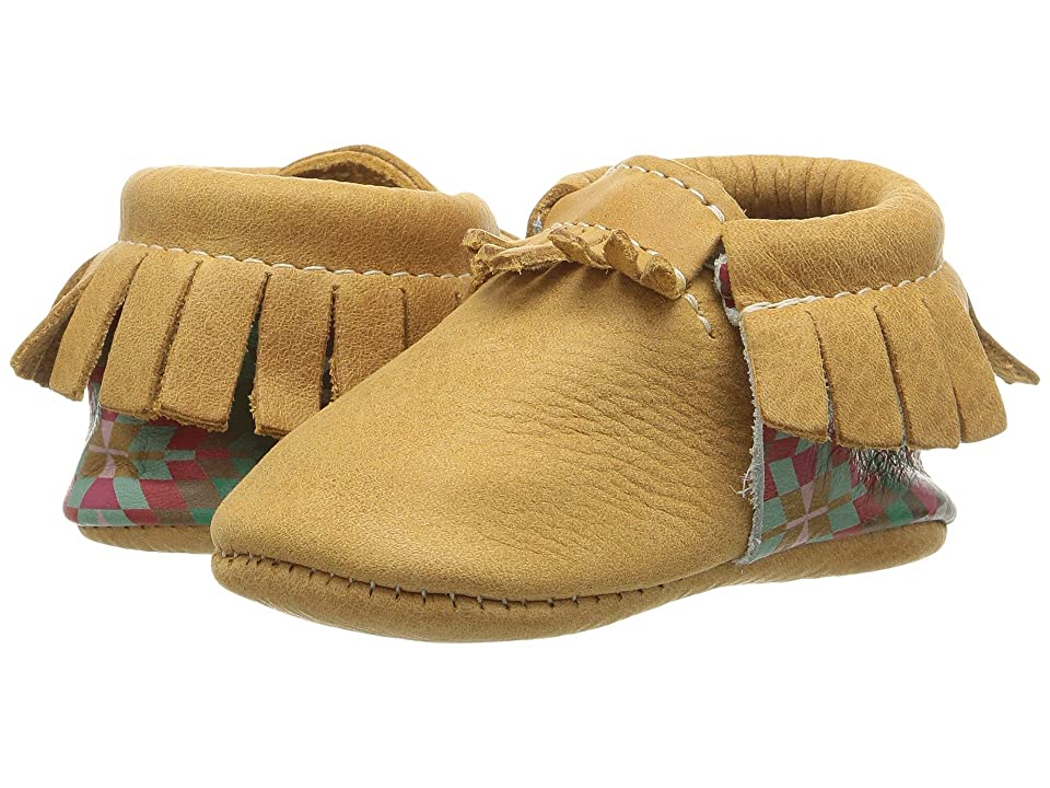 Freshly Picked Soft Sole Moccasins (Infant/Toddler) (Mesa) Kids Shoes