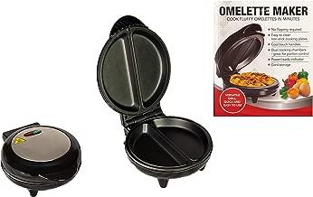 HIGHLIVING ® Electric 750W Omelette Maker Frying PAN Egg Cooker Breakfast Non Stick