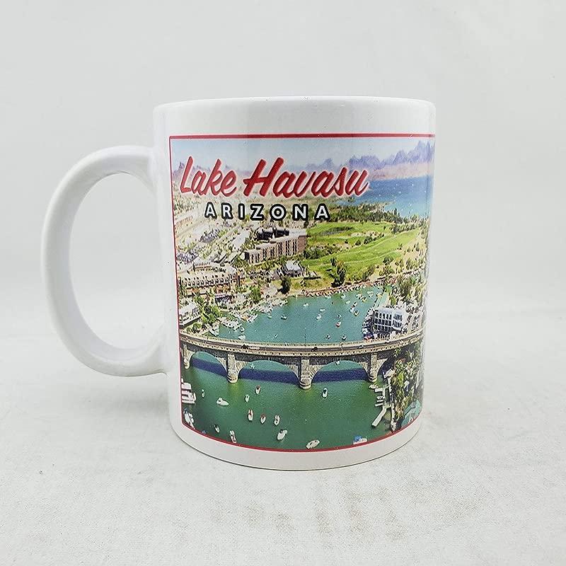 Lake Havasu Souvenir 11 Ounce Coffee Mug Great For Home Work And Travel Lake Havasu Arizona